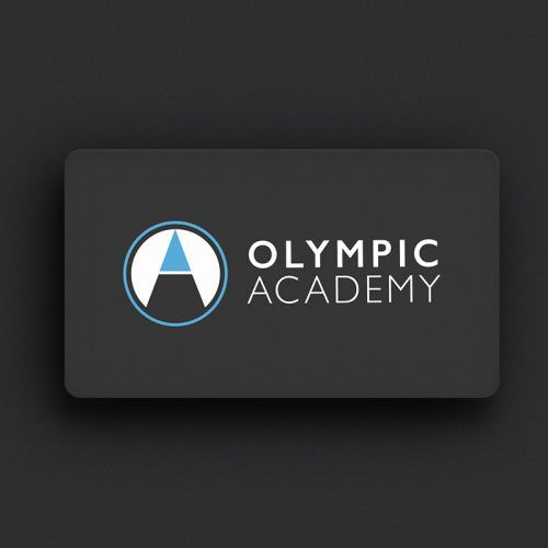 Logotipo Olympic Academy